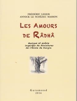 Les amours de Râdhâ Frédéric LIGIER Livre Les Pays - laflutedepan