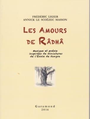 Les amours de Râdhâ - Frédéric LIGIER - Livre - laflutedepan.com