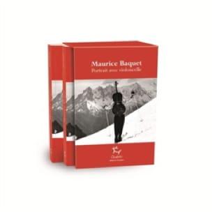 Maurice Baquet : portrait avec violoncelle - laflutedepan.com