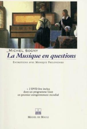 La musique en questions : entretiens avec Monique Philonenko - laflutedepan.com