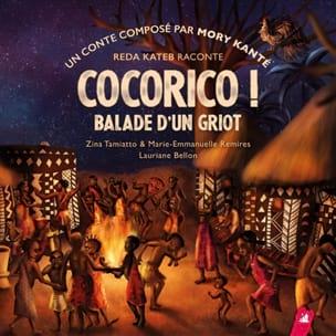 Cocorico ! Tamiatto Zina Livre Contes musicaux - laflutedepan