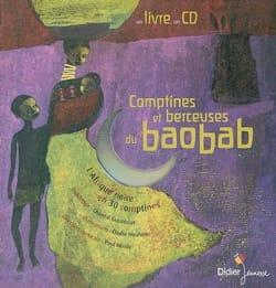 Comptines et berceuses du baobab : l'Afrique noire en 30 comptines laflutedepan