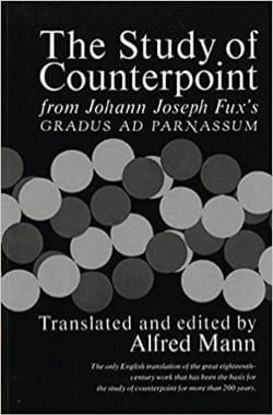 The study of counterpoint FUX Johann Joseph Livre laflutedepan