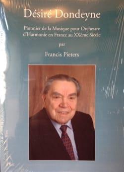 Désiré Dondeyne: Pionnier de la musique pour orchestre d'harmonie en France laflutedepan