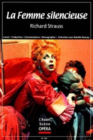 Avant-scène opéra (L'), n° 199 : La Femme silencieuse - laflutedepan.com