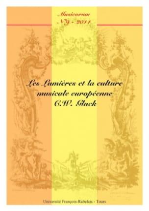 Musicorum, n° 9 (2011) : Les Lumières et la culture musicale européenne - laflutedepan.com