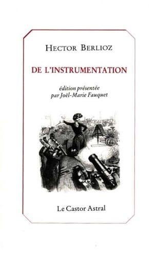 De l'instrumentation BERLIOZ Livre Orchestration - laflutedepan