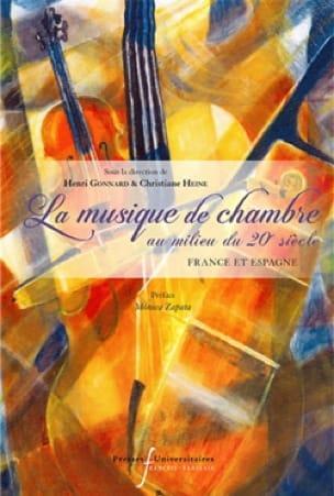 La musique de chambre au milieu du XXè siècle : France et Espagne - laflutedepan.com