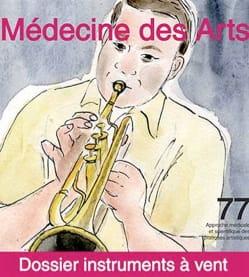 Médecine des Arts, n° 77 Revue Livre Les Sciences - laflutedepan