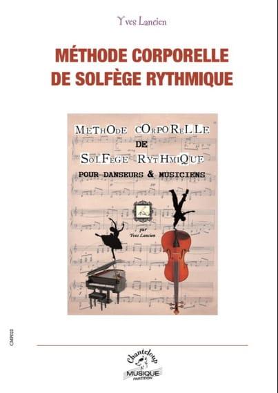 Méthode corporelle de solfège rythmique pour danseurs & musiciens - laflutedepan.com