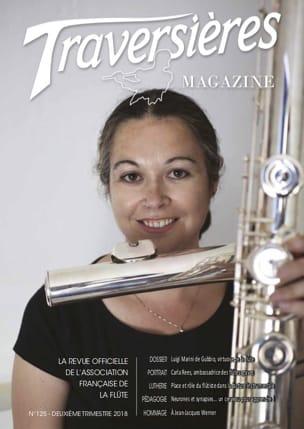 Traversières Magazine, n° 125 - Revue - Livre - laflutedepan.com