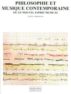 Philosophie et musique contemporaine ou Le nouvel esprit musical laflutedepan