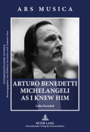 Arturo Benedetti Michelangeli as I knew him - laflutedepan.com
