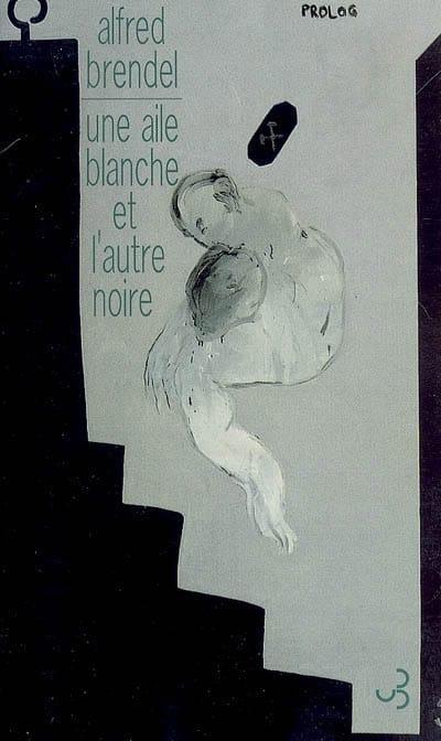 Une aile blanche et l'autre noire : poèmes Spiegelbild und schwarzer Spuk - laflutedepan.com