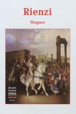 Avant-scène opéra (L'), n° 270 : Rienzi WAGNER Livre laflutedepan