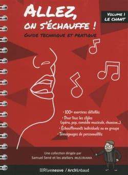 Samuel SENE - Allez, on s'échauffe ! : guide technique et pratique - Livre - di-arezzo.fr
