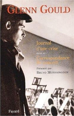 Journal d'une crise, suivi de Correspondance de concert laflutedepan