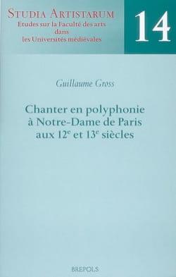 Chanter en polyphonie à Notre-Dame de Paris aux 12e et 13e siècles laflutedepan