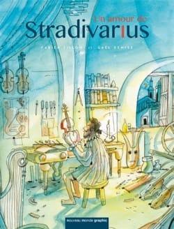 Un amour de Stradivarius Fabien TILLON Livre laflutedepan