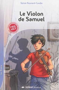 Le violon de Samuel REYNARD-CANDIE Sylvie Livre laflutedepan