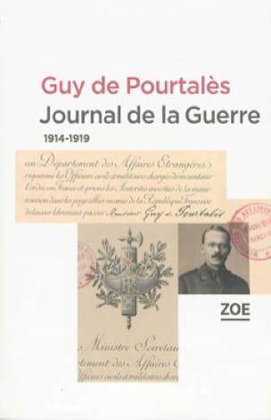 Journal de la guerre : 1914-1919 - laflutedepan.com