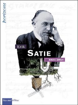 Erik Satie Bruno GINER Livre Les Hommes - laflutedepan