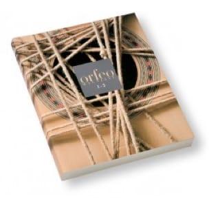 Revista Orfeo - Orfeo Magazine 1-5 - Livre - laflutedepan.com