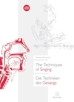 The Techniques of Singing Nicholas ISHERWOOD Livre laflutedepan