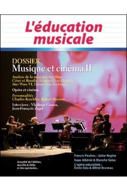 L'éducation musicale, n° 561 : Dossier musique et cinéma II laflutedepan
