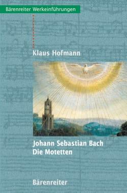 Johann Sebastian Bach : Die Motetten (Livre en allemand) laflutedepan