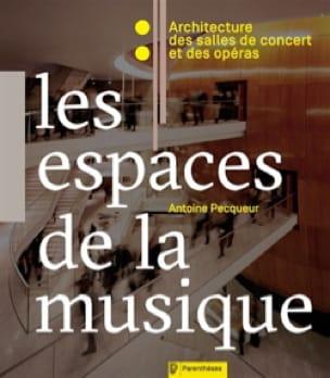 Les espaces de la musique - Antoine PECQUEUR - laflutedepan.com