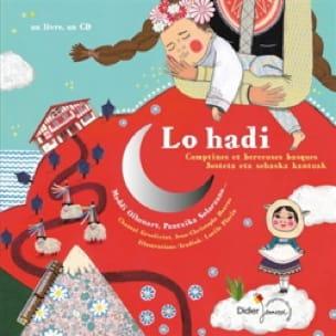 Lo hadi : comptines et berceuses basques - laflutedepan.com