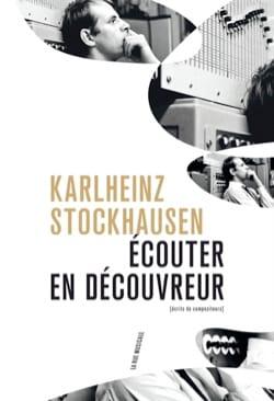 Ecouter en découvreur STOCKHAUSEN Livre Les Hommes - laflutedepan