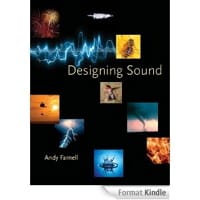 Designing sound Andy FARNELL Livre Les Sciences - laflutedepan