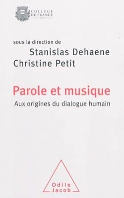 Parole et musique : aux origines du dialogue humain : colloque annuel 2008 laflutedepan