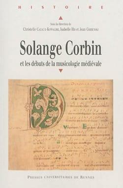 Solange Corbin et les débuts de la musicologie médiévale laflutedepan