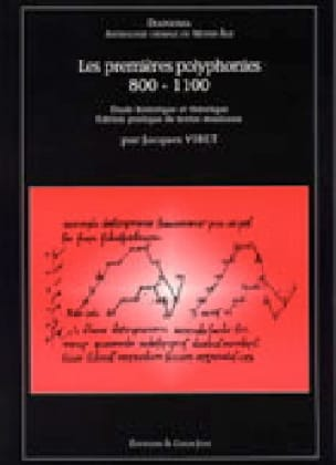 Diaphonia n° 1 : Les premières polyphonies (800-1100) - laflutedepan.com