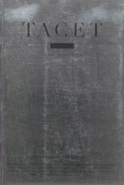 Tacet - Experimental music review, n° 3 : De l'espace sonore laflutedepan