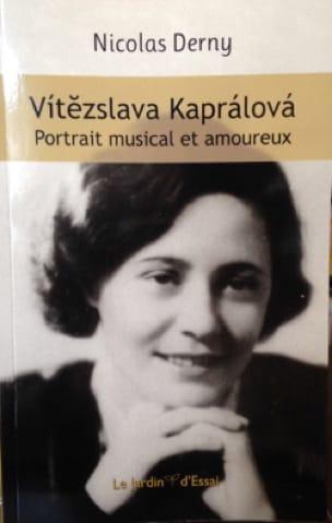 Vitezslava Kapralova : Portrait musical et amoureux - laflutedepan.com