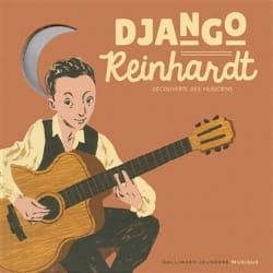 Django Reinhardt Stéphane OLLIVIER Livre laflutedepan