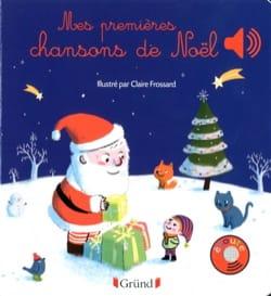 Mes premières chansons de Noël Claire FROSSARD Livre laflutedepan
