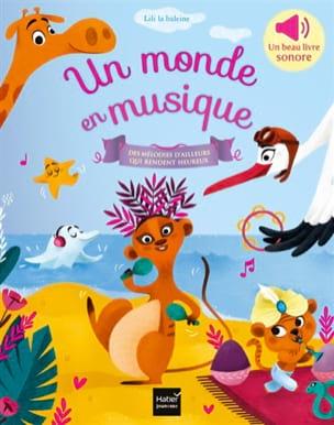 Un monde en musique Lili la Baleine Livre laflutedepan