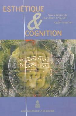 Esthétique et cognition Jean-Marc CHOUVEL Livre laflutedepan