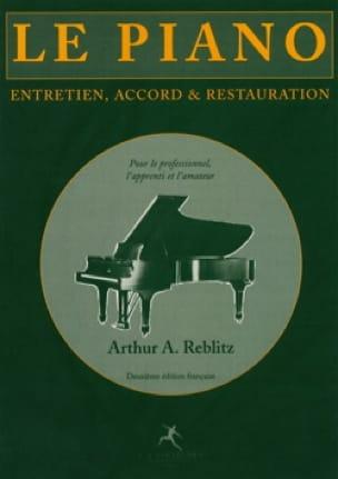 Le Piano : entretien, accord et restauration - laflutedepan.com