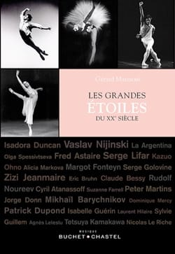 Les grandes étoiles du XXe siècle Gérard MANNONI Livre laflutedepan