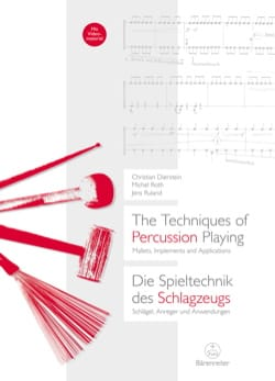 The techniques of percussion playing laflutedepan