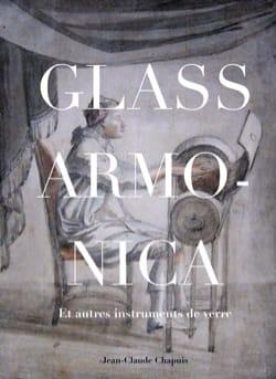 Glass armonica CHAPUIS Jean-Philippe Livre laflutedepan