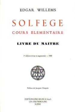 Solfège, cours élémentaire : Livre du maître laflutedepan