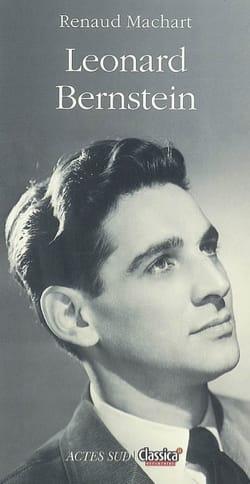 Leonard Bernstein Renaud MACHART Livre Les Hommes - laflutedepan