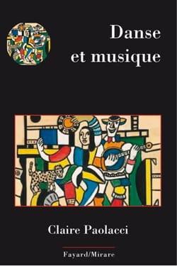 Danse et musique Claire PAOLACCI Livre Les Arts - laflutedepan